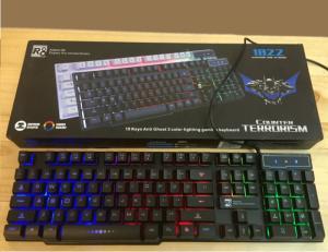 Keyboard Gaming giả cơ R8 1822 Led chính hãng
