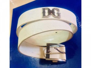 Dây nịt D&G made in Italy