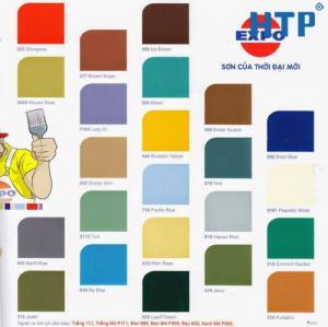 Nhà phân phối sơn dầu Expo chính hãng giá rẻ tại quận Tân Bình TPHCM