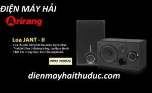 Loa karaoke Arirang Jant II hàng chính hãng giá rẻ