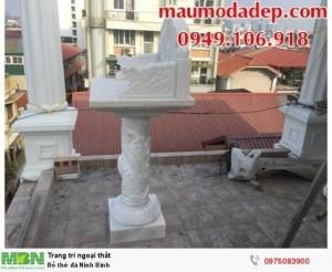 Lý do khác - Đồ thờ đá Ninh Bình
