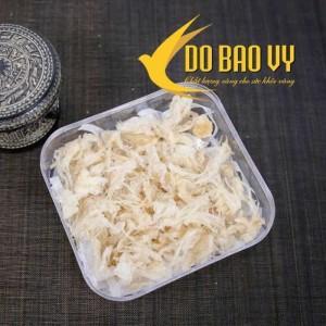 Yến Sào Khánh Hòa Chân Yến Làm Sạch Hộp 100g