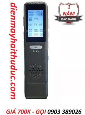 Máy ghi âm Suntech V25 bộ nhớ 8G thu âm rõ tiếng giá rẻ
