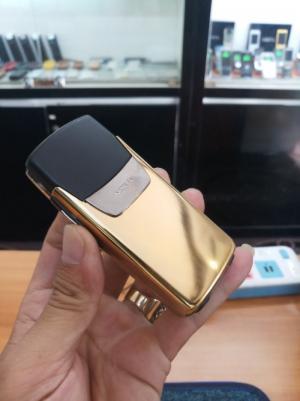 Điện thoại nokia 8910 nguyên bản mạ vàng