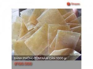 Bánh phồng tôm Năm Căn 1000 gr