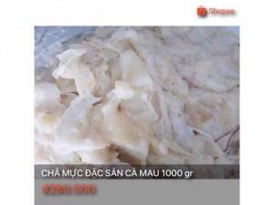 Chả mực đặc sản Cà Mau 1000 gr