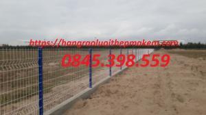 Hàng rào lưới thép, hàng rào mạ kẽm, giá rẻ nhất thi truường