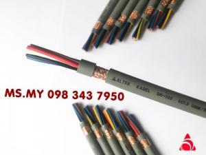 Cáp điều khiển, cáp AWG, cáp mạng 7x0.75mm
