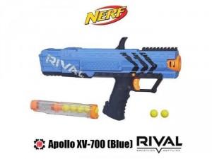 Súng nerf Rival apollo XV-700 sẵn 2 màu ( blue-Red) chuẩn y hình