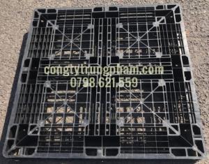 Pallet nhựa cũ giá rẻ tại Đồng Nai