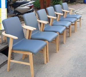ghế gỗ HD. 02 giá tại xưỡng sãn xuất