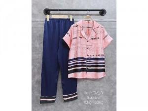 Đồ bộ pijama lụa satin
