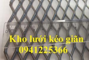 Xưởng sản xuất lưới dập giãn, lưới thép kéo giãn, hàng có sẵn và làm theo yêu cầu