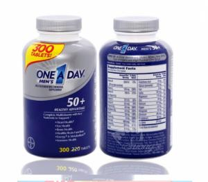 Vitamin Tổng Hợp Cho Nam One A Day Men's Multivitamin Health Formula