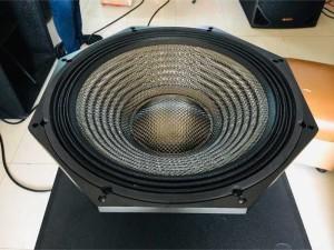 Bass Sub RCF CPX2000 Carbon từ 280 coil 125