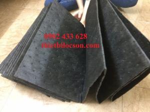 Cuộn giấy thấm đa năng 41cm x 46m hút dầu, hóa chất, nước sử dụng cho thiết bị công nghiệp