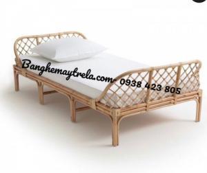 Giường mây phòng ngủ (hàng sẵn)