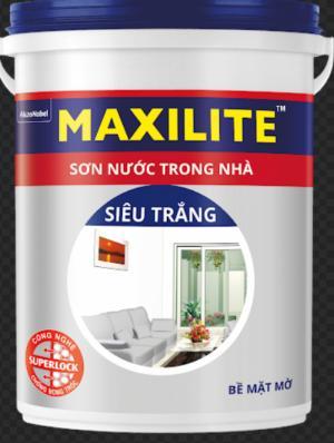 Đại lý bán sơn nước ngoại thất maxilite giá rẻ nhất miền nam