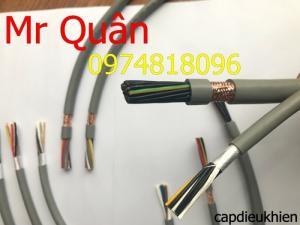 Dây cáp điện Altek Kabel - 8x1.0 SQMM