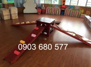 Chuyên cung cấp đồ chơi vận động dành cho trẻ em mầm non