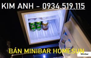Minibar và Két sắt Homesun - Phúc Hòa – 0934.519.115