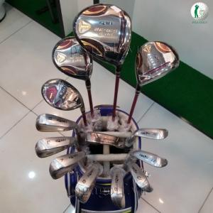 Bộ Gậy Golf Honma Beres 3 Sao E-06 Ladies Giá Siêu Tốt