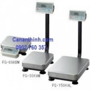 Cân bàn điện tử FG-30KAM AND ( cân An Thịnh )