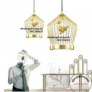 xưởng sản xuất đèn lồng chim
