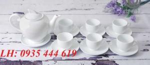 Công ty cung cấp ấm trà in logo theo yêu cầu tại Quy Nhơn