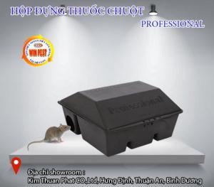 Hộp đựng thuốc chuột