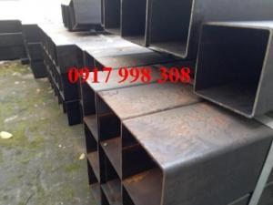 Hộp sắt 100x150x8li,thép hộp 150x100x4li,150x100x8li,Thép hộp đen 100x150x6li,/.