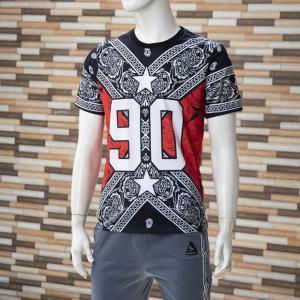 Áo phông nam họa tiết 90 Mã: NT2079