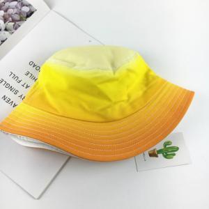 Nón bucket chuyển màu cá tính Mã: CK0603 - VÀNG