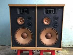 Loa Pioneer CS-700D, Bass 30, Chân Inox