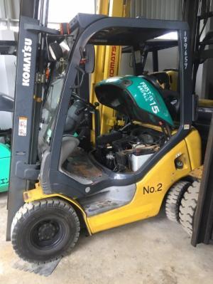Chuyên cung cấp xe nâng - cho thuê - sửa chữa xe nâng qua sử dụng