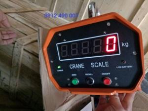 Cân treo điện tử OCS-XZ - SIFANG, Cân móc cẩu OCS, Cân treo 10 tấn
