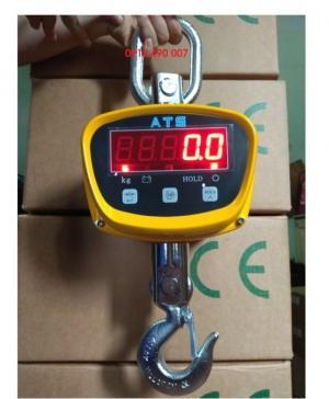 Cân treo điện tử OCS - A 500kg, Cân móc cẩu 500kg, Cân treo 500kg