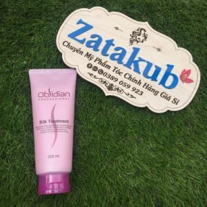 Kem ủ tóc Obsidian Silk Treatment siêu mượt 220ml