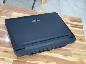 Laptop Asus Gaming G74Sx , i7 2670QM 8G SSD256 Vga GTX560 2G Đèn phím 17inch Đẹp zin 100% giá rẻ