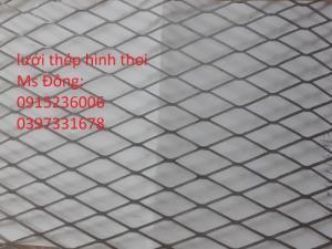 Chuyên cung cấp lưới thép hình thoi, lưới kéo giãn giá tốt Hà Nội, lưới mắt cáo, lưới thép inox