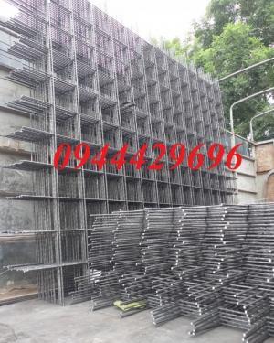 Lưới thép hàn phi 6 a 100x100 đổ bê tông