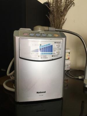 Máy lọc nước ion kiềm nội địa Nhật bản National TK7105