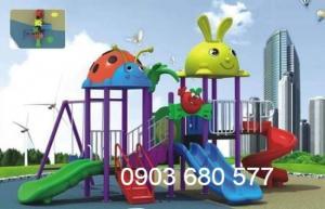 Cung cấp cầu trượt vận động dành cho trẻ em vui chơi