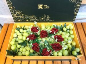 Hộp trái cây cao cấp tặng vợ - FSNK132