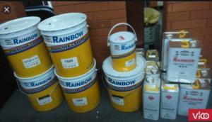 Cung cấp sơn Epoxy Rainbow cho công trình giá tốt