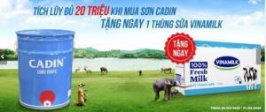 Đại lý bán sơn chịu nhiệt CADIN 1000 độ hệ nước giá rẻ tại TPHCM