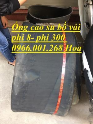Công dụng của ống cao su bố vải phi 76,phi 100,phi 125,phi 150,phi 200,phi250