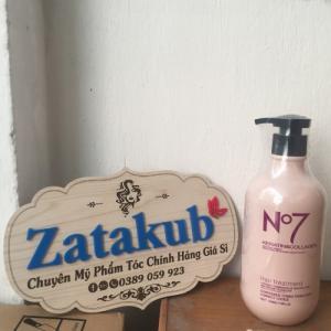 Kem ủ tóc phục hồi N7 Keratin Protein mềm mượt 500ml