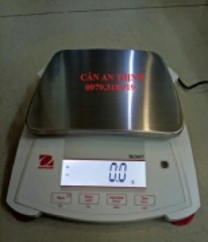 Cân điện tử SPX 2202 Ohaus ( 2200g/0.01g) - cân phân tích - cân An Thịnh