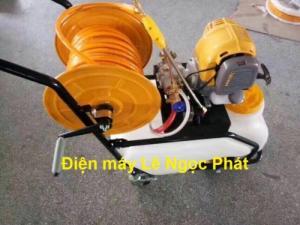 Bán Máy phun thuốc trừ sâu xe đẩy bình phun 50L giá rẻ nhất